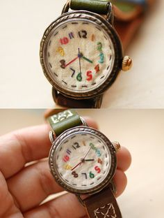 I want this watch!