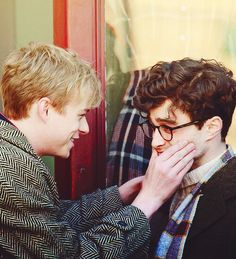 Kill Your Darlings// So adorable.