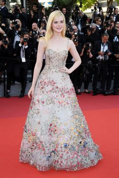 Best Celebrity Red Carpet Dresses From Cannes Film Festival 2017 - Cannes Red Carpet Looks