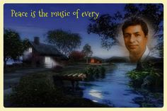 Peace is the music of every heart. - Amit Ray