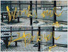 Font Bistro: By Stefan Sagmeister