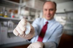 Cornell scientists 3D print ears with help from rat tails and cow ears -  Science! A team of bioengineers and physicians over at Cornell University recently detailed their work to 3D print lifelike ears that may be used to treat birth defects like microtia and assist those who have lost or damaged an ear due to an accident or cancer. The product, which is,... - http://technologycompanieslist.com/cornell-scientists-3d-print-ears-with-help-from-rat-tails-and-cow-ears/