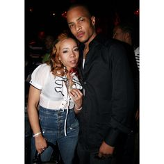 TI And Tiny During Happier Times