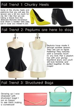 Fall Trends 2013