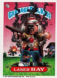 336: Laser RAY/Sizzlin' SID