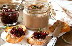 Pateu de ciuperci și caju (de post) | Retete culinare - Romanesti si din Bucataria internationala