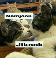 Memes kookmin/Jikook - - Memes kookmin/Jikook BTS Memes Wie der Titel sagt: v 👆👆👆 ∆Jikook / kookmin∆ # Humor # Lesen # Bücher # Wattpad Namjin, Foto Bts, Kpop, Cat Memes, Funny Memes, Bts Billboard, Jeongguk Jeon, Levi X Eren, Bts And Exo