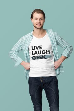 Tank Man, Cool Outfits, Geek Stuff, Unisex, Gift, Fun, Mens Tops, T Shirt, How To Wear