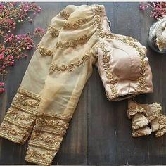 Full Sleeves Blouse Designs, Netted Blouse Designs, Fancy Blouse Designs, Bridal Blouse Designs, Saree Blouse Designs, Stylish Blouse Design, Marie, Blouses, Designer Sarees