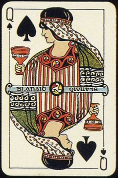 """""""Fenell"""" - Irish Playing cards Manufacturing Co. - 1910"""