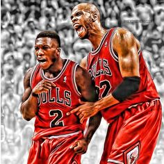 taj gibson and nate robinson