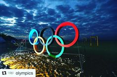 Everything is ready! Repost @olympics  What a great picture of the Olympic Rings on Copacabana Beach!  Photo by @gettyimages  #rio #olympic #rio2016 #condom #olympics #brazil #roadtorio #samba #makeithappen #countdown #roadtorio #wirhabeneinziel #timebrasil #brasil #football #brasilfootball #rionews #rioexpress #expressnews #sportsnews #instanews #instasports #tbt #like #follow #2016olympics #competition #schedule #Rumba #espanol