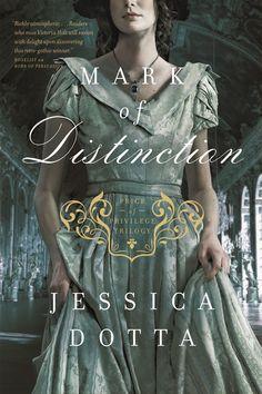 Jessica Dotta - Mark of Distinction / #awordfromJoJo #ChristianFiction #CleanRomance #JessicaDotta