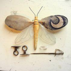 Finch's Insects via http://finderskeepersmarketinc.blogspot.com/