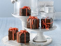 Weihnachts-Petits-Fours