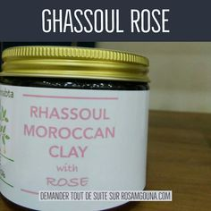 Rhassoul is rich in minerals, especially in silica, magnesium and potassium, making it extraordinary for hair, skin and nails. Rhassoul, Coconut Oil, Minerals, Clay, The Body, Gemstones, Mineral, Clays