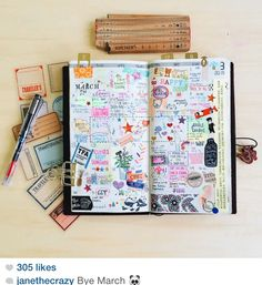Journaling is fun :) follow my ig @janethecrazy