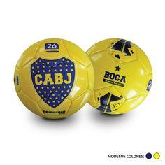 #Pelota de #futbol #Dribbling Intercontinental #BocaJuniors #Boca #Xeneize #Bosteros PVC. Cosida a máquina. 32 paneles. Entretenimiento. #SoccerBall #Soccer #Ball #Deporte #Sport