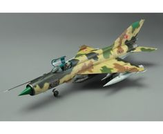 MiG-21R 1/48 Scale Model