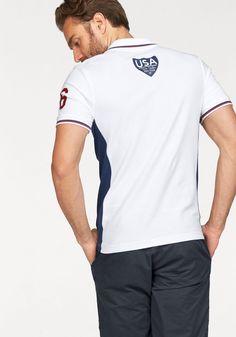 bb5964d37ac Tom Tailor Polo Team Poloshirt, in hochwertiger Piqué-Qualität online  kaufen | OTTO