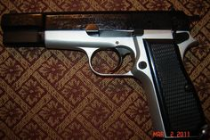 Custom Browning Hi-Power