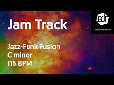 Jazz-Funk Fusion Jam Track in C minor 115 BPM - YouTube Jazz Funk, Backing Tracks, Drugs, Guitar, Patterns, Music, Youtube, Musik, Pattern