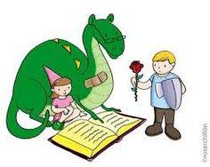 Diada de Sant Jordi - Catalunya cada 23 'abril. Popularment també se la coneix com el dia del llibre i la rosa.