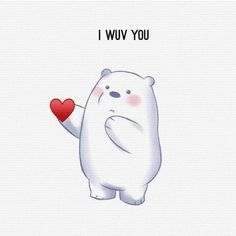 Find Your Favorite Cartoon Here Cute Love Memes, Cute Love Gif, Cute Love Cartoons, Cute Crush Quotes, Cute Panda Wallpaper, Funny Phone Wallpaper, Bear Wallpaper, We Bare Bears Wallpapers, Panda Wallpapers