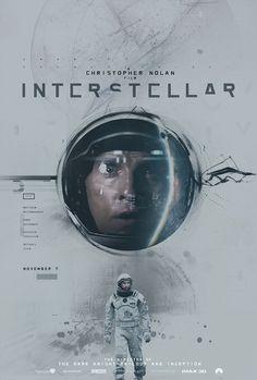 Alternative Interstellar Posters by James Fletcher