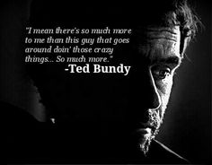 Ted Bundy: America's Most Wicked Serial Killer Famous Serial Killers, Natural Born Killers, Real Monsters, Ted Bundy, Psychopath, Criminal Minds, True Crime, Weird Facts, Psychology