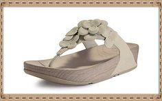 cac32dbad797 Womens Sandals Fitflop Fleur Khaki Shoes   Cheap Fitflop Shoes UK Sale