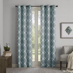 Shop Wayfair for Curtains & Drapes to match every style and budget.