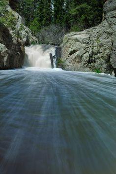 Jemez Mountain Falls