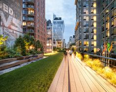 The Highline, NYC