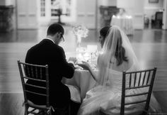 A bride and groom have a moment to eat and talk at a candle-lit sweetheart table. Photographed at Shenorock Shore Club in Rye, NY. Sweetheart Table, Rye, Photographers, Groom, Wedding Photography, In This Moment, Club, Weddings, Bodas
