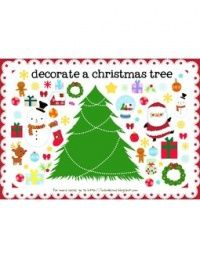 decorate a Xmas tree