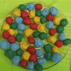 Peanut Butter and Chocolate Balls Allrecipes.com