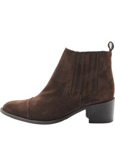 CP Suede Ankle Boot SON15