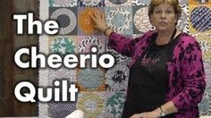 MissouriQuiltCo -Cheerio Quilt tutorial