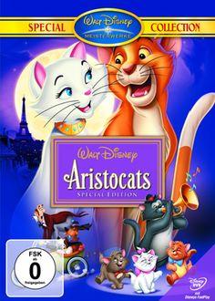 Eine gutherzige Millionärin vererbt ihren gesamten Besitz einer High-Society-Katze Duchess und deren drei Kätzchen.