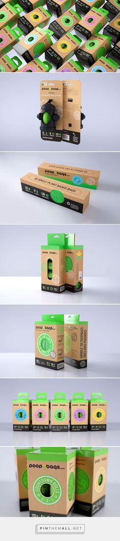 Packaging of the World is a package design inspiration archive showcasing the best, most interesting and creative work worldwide. Logo Branding, Brand Identity, Branding Design, Logo Design, Graphic Design, Logos, Label Design, Package Design, Color Box