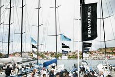 Photo © Luc Manago #LesVoilesdeStBarth  #Sailing #Race #Sea #Travel #RichardMille