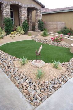 Landscape Ideas For Front Of House Landscaping Ideas U0026 Garden Ideas U003e  Landscaping With Stone Part 83