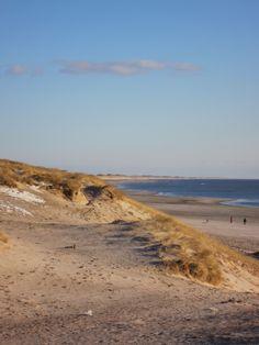 Hvide Sande Strand #Dänemark #HvideSande #Jutland #Nordsee