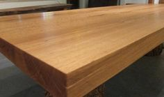 Timber Benchtops from Market Timbers, Melbourne Australia