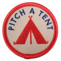 Coloradical Shirts Pitch A Tent Patch @ http://www.iheartdenverstore.com