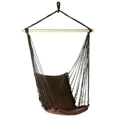 All Fabric Hammock Chair  This will be your favorite seat, indoors or out!  Espresso-colored cushions held by matching rope and a wooden frame, all designed to give you a premium outdoor seat for relaxing as you sway with the summer breeze.  Buy Now👌⤵  #CelestialDecor #HomeDecor #Onlineshop #international #FortLauderdale #florida #Hammock #outdoor #chair #seat