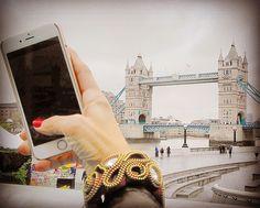 #JFproject #JF #contemporaryjewels #bracelet #jfprojectdotcom #fashion #zip #swarovski #London #UK #TowerBridge #photo #keepcalm #behappy