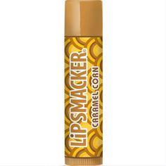 Caramel Corn Limited Edition Retro Lip Smacker Lip Gloss Lip Balm Chap Stick - Lip Gloss