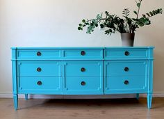 Crafty Home: Furniture Painting Tutorial